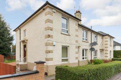 2 Bedrooms Flat for sale in Maryland Drive, Glasgow