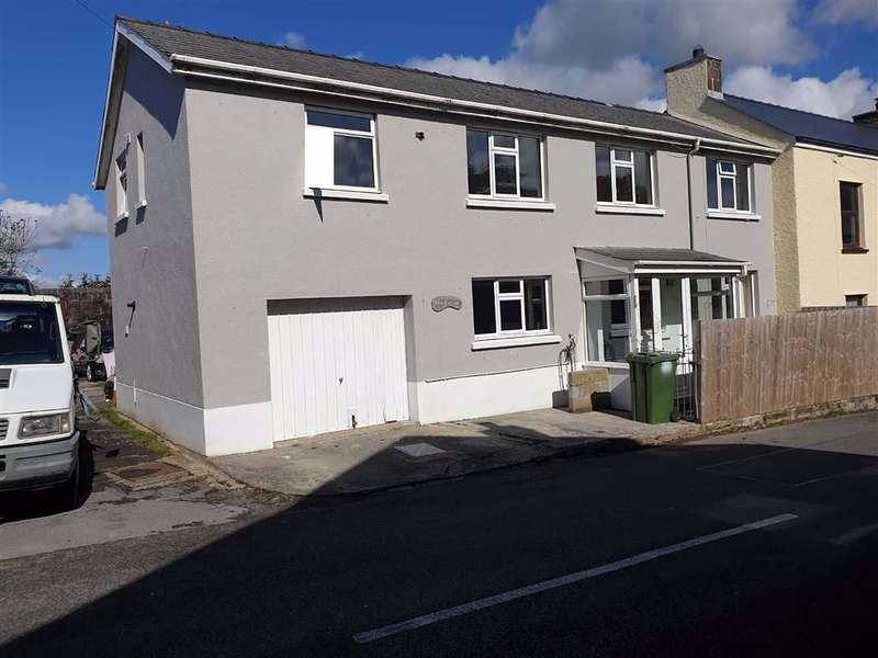 4 Bedrooms End Of Terrace House for sale in Tavernspite, Whitland, Carmarthenshire