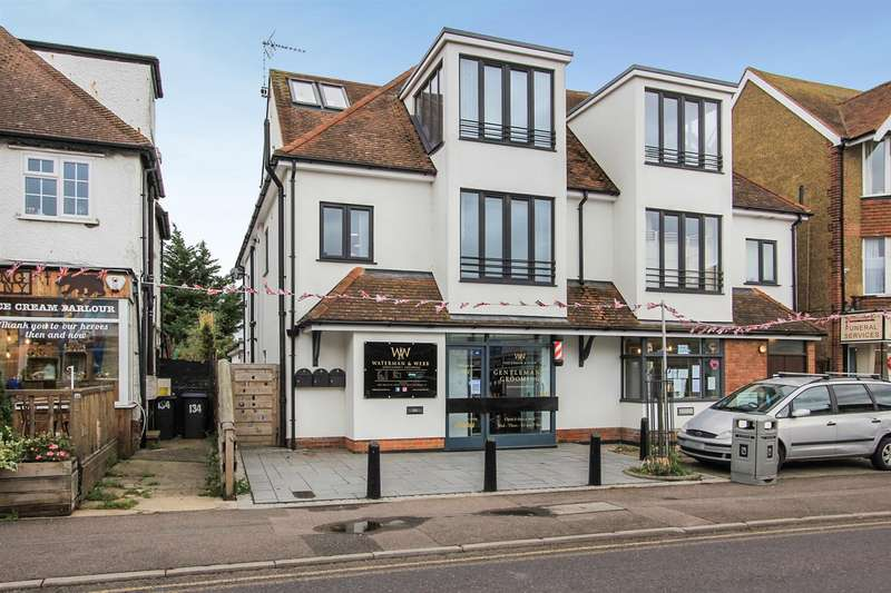 2 Bedrooms Flat for sale in Tankerton Road, Whitstable