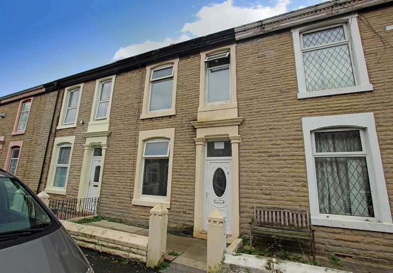 2 Bedrooms Terraced House for sale in Perry Street, Darwen, BB3 3DG