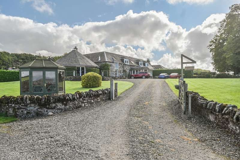 5 Bedrooms Barn Conversion Character Property for sale in Glenhead Steading, Dunblane, FK15