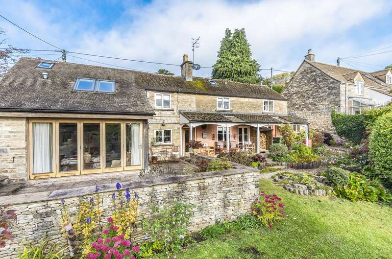 3 Bedrooms Link Detached House for sale in Box, Stroud, GL6