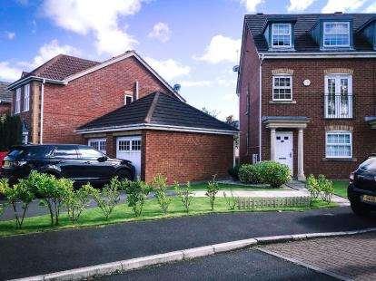4 Bedrooms End Of Terrace House for sale in Elmslie Gardens, Blackpool, Lancashire, FY3