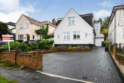 4 Bedrooms Detached House for sale in Billericay, Essex, .