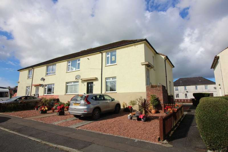 3 Bedrooms Flat for rent in Cairnfield Avenue, Maybole