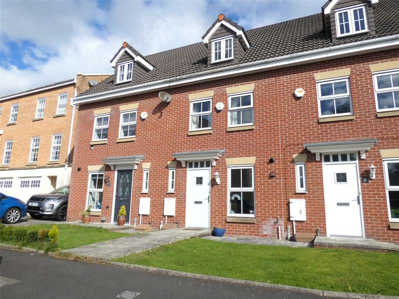 3 Bedrooms Town House for sale in Abbeylea Drive, Westhoughton, Bolton, BL5
