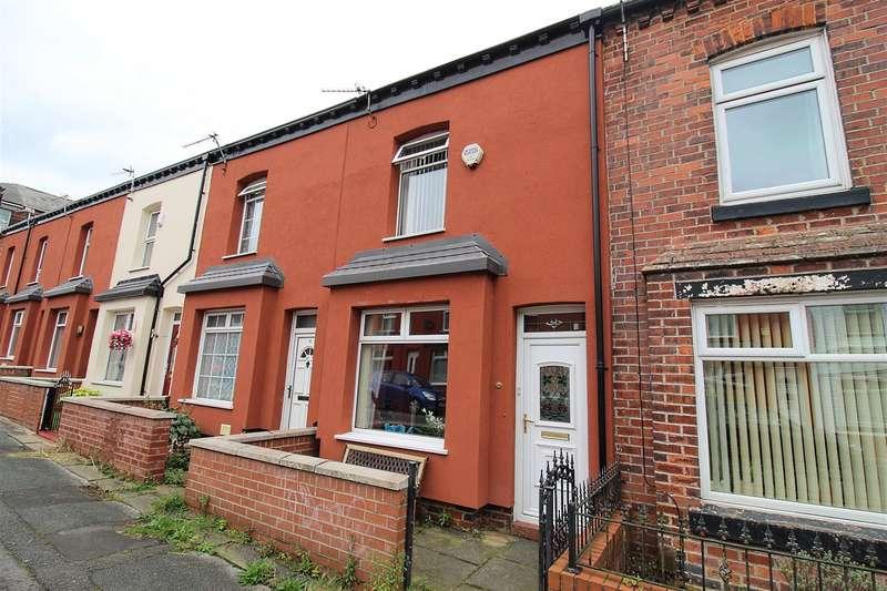 2 Bedrooms Terraced House for sale in Watt Street, Horwich, Bolton