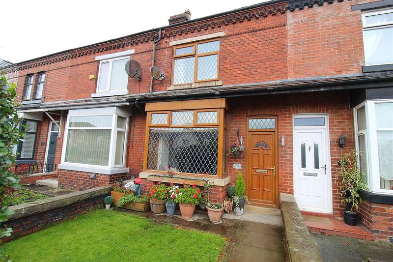 3 Bedrooms Terraced House for sale in Chorley New Road, Horwich, Bolton