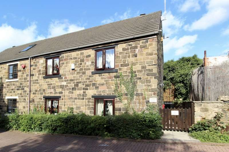 3 Bedrooms Cottage House for sale in Hatfield House Croft, Sheffield, South Yorkshire, S5