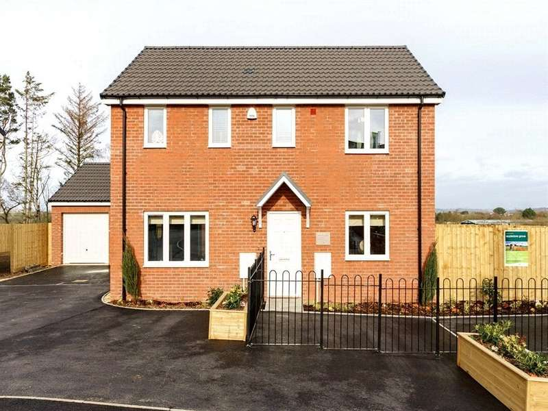 3 Bedrooms Detached House for sale in Sheeplands Lane,, Marston Road,, Sherborne, DT9