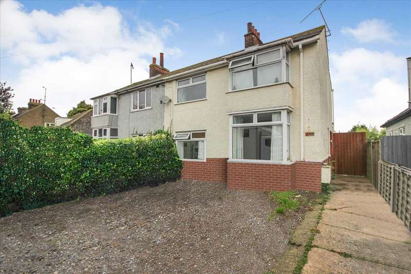4 Bedrooms Semi Detached House for sale in Main Road, Dovercourt