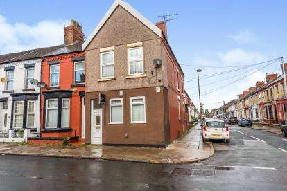 5 Bedrooms End Of Terrace House for sale in Molyneux Road, Kensington, Liverpool, Merseyside, L6