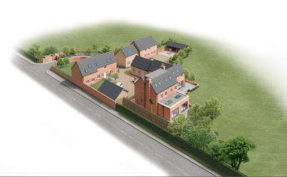 Barn Conversion Character Property for sale in Atherstone, Warwickshire