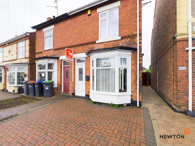 2 Bedrooms Semi Detached House for sale in Charnwood Street, Sutton-In-Ashfield