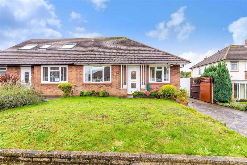 2 Bedrooms Semi Detached House for sale in Derwent Drive, Orpington, Kent