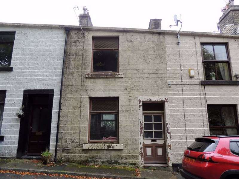 2 Bedrooms Terraced House for sale in Brunswick Terrace, Stacksteads, Bacup