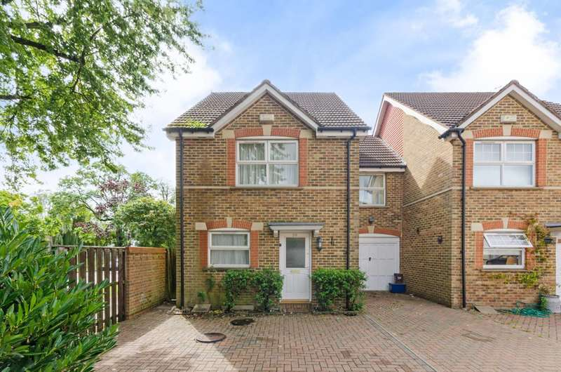 4 Bedrooms House for rent in Sandwick Close, Mill Hill, NW7