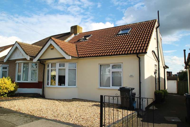4 Bedrooms Semi Detached Bungalow for sale in Prospect Road, Woodford Green