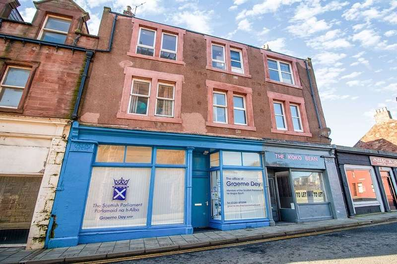 1 Bedroom Flat for rent in James Street, Arbroath, DD11