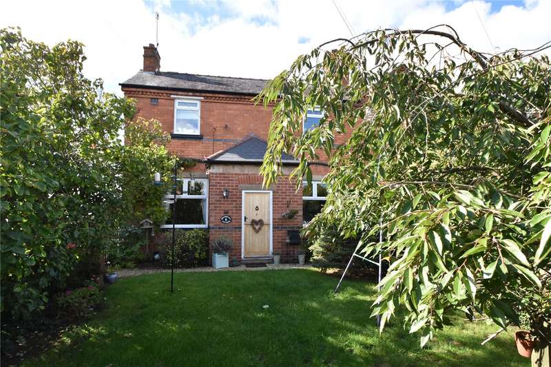 4 Bedrooms End Of Terrace House for sale in Broomhall Cottages, Broomhall, Worcester, Worcestershire