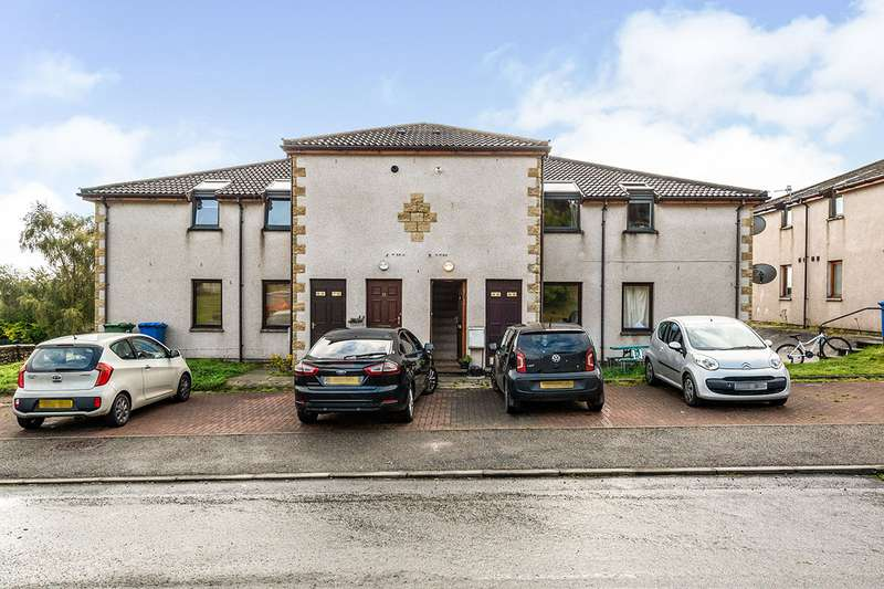 2 Bedrooms Flat for sale in Kingsview Terrace, Inverness, IV3