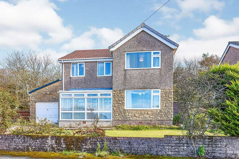 4 Bedrooms Detached House for sale in High Grove, Whitehaven, Cumbria, CA28