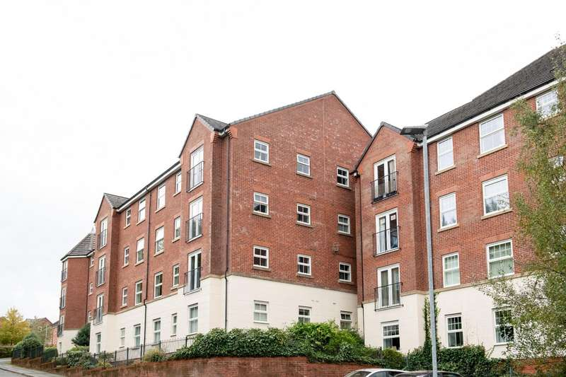 2 Bedrooms Apartment Flat for sale in Stonemere Drive, Radcliffe, Manchester