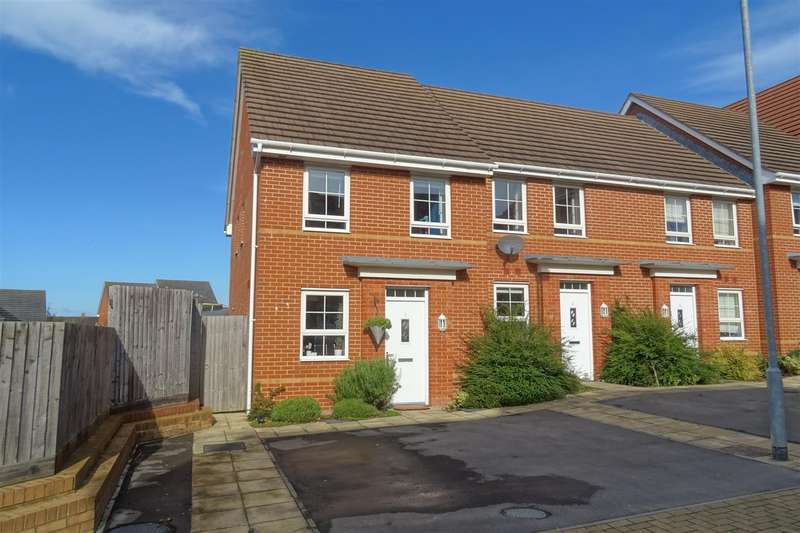 2 Bedrooms End Of Terrace House for sale in Towngate Place, Newport