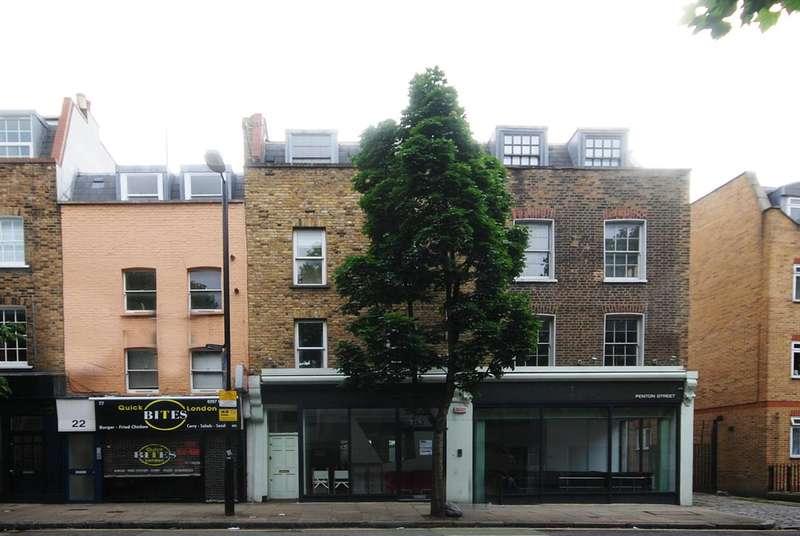 2 Bedrooms Flat for sale in Penton street, Islington, N1