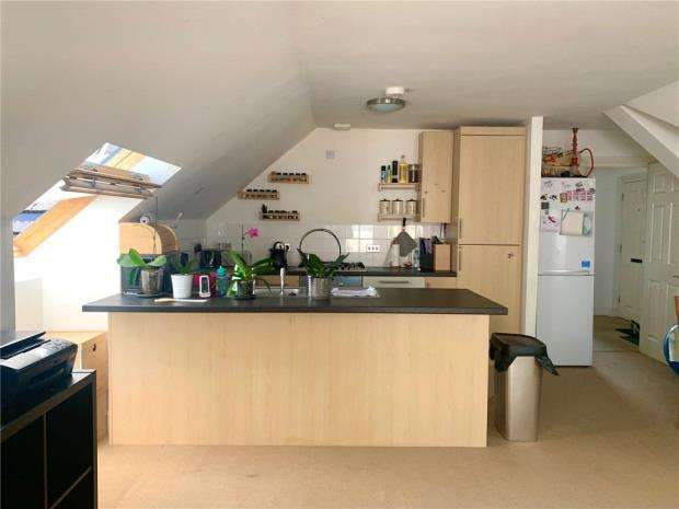 2 Bedrooms Apartment Flat for sale in Orpen Road, Southampton, Hampshire