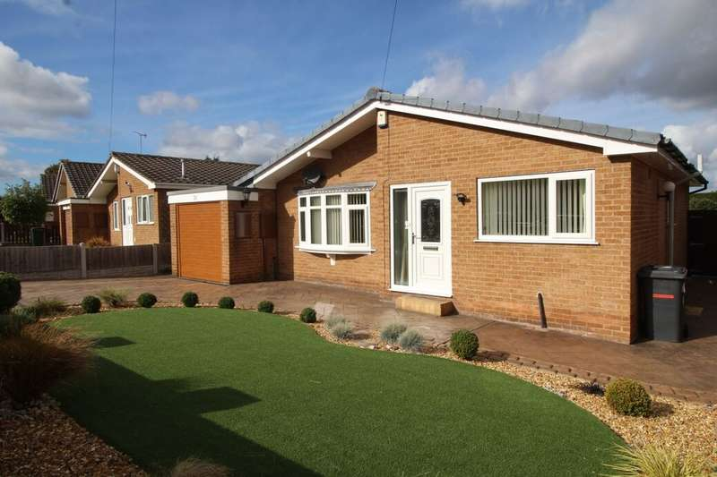 3 Bedrooms Detached Bungalow for sale in St. Pauls Parade, Cusworth, Doncaster, DN5
