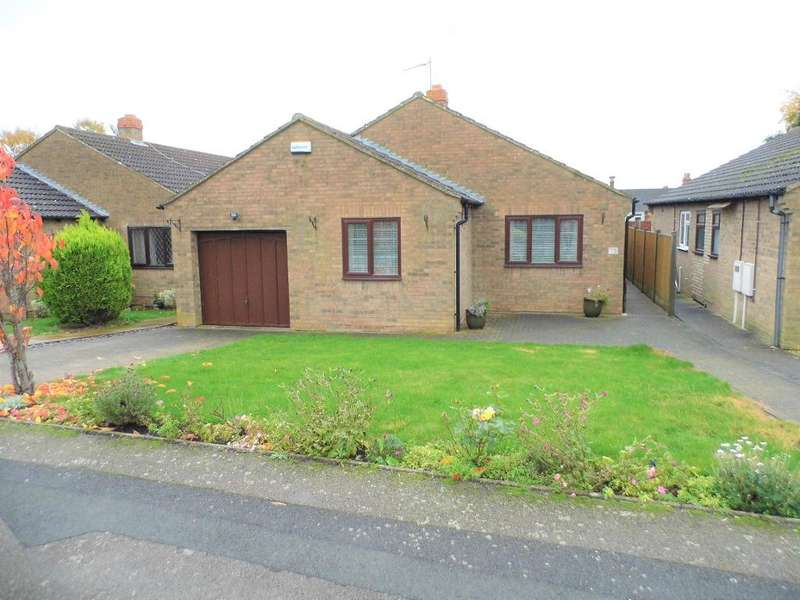 3 Bedrooms Detached Bungalow for sale in Scott Avenue, Rothwell, Northants, NN14 6DH