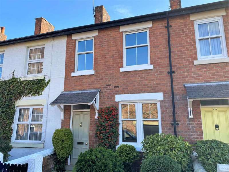 2 Bedrooms Terraced House for sale in South Clifton Street, Lytham