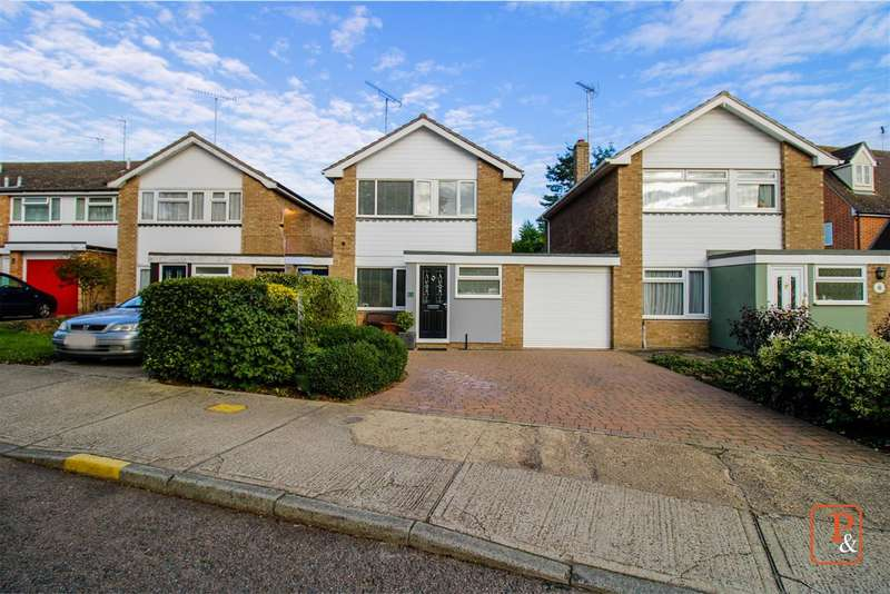 3 Bedrooms Detached House for sale in Thornwood, Mile End, Colchester, CO4