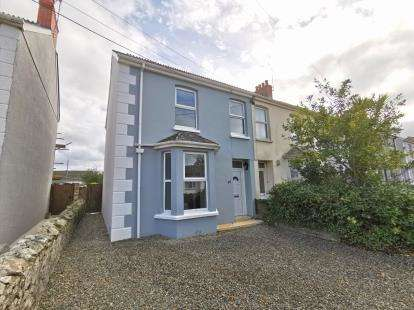 4 Bedrooms Semi Detached House for sale in Par, St Austell, Cornwall