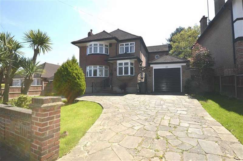 4 Bedrooms Detached House for sale in Friern Mount Drive, Whetstone