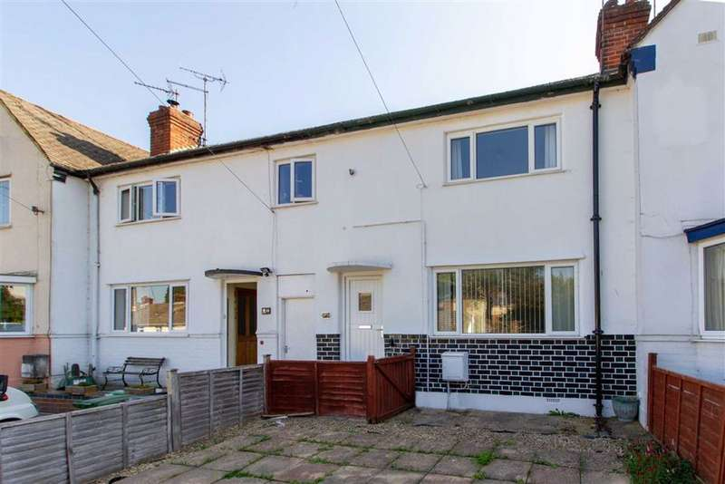 2 Bedrooms Terraced House for sale in Rosebery Road, Dursley, GL11