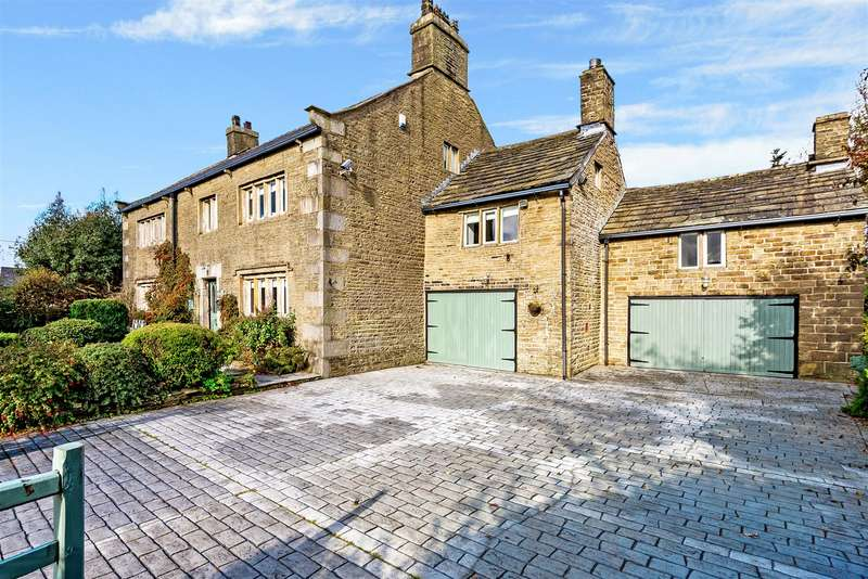 5 Bedrooms House for sale in Isherwood Fold House, Edgworth, Bolton