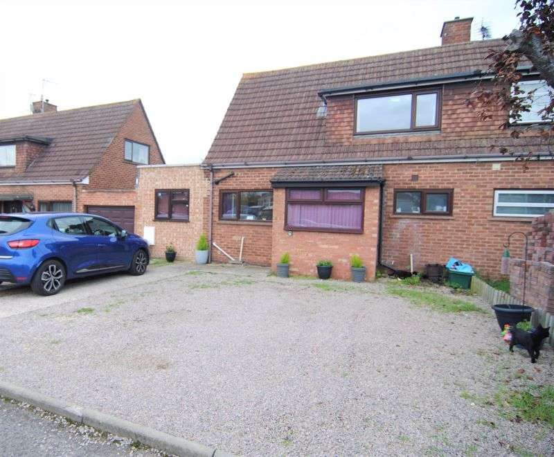 3 Bedrooms Property for sale in Laura Close, Longlevens, Gloucester