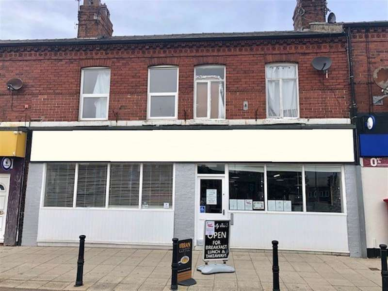 Cafe Commercial for sale in Lord Street, Fleetwood, FY7 6SW