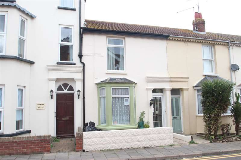 2 Bedrooms Terraced House for sale in Paternoster Row, Walton-on-the-Naze