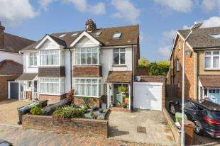 5 Bedrooms Semi Detached House for sale in Riddlesdale Avenue, Tunbridge Wells, Kent