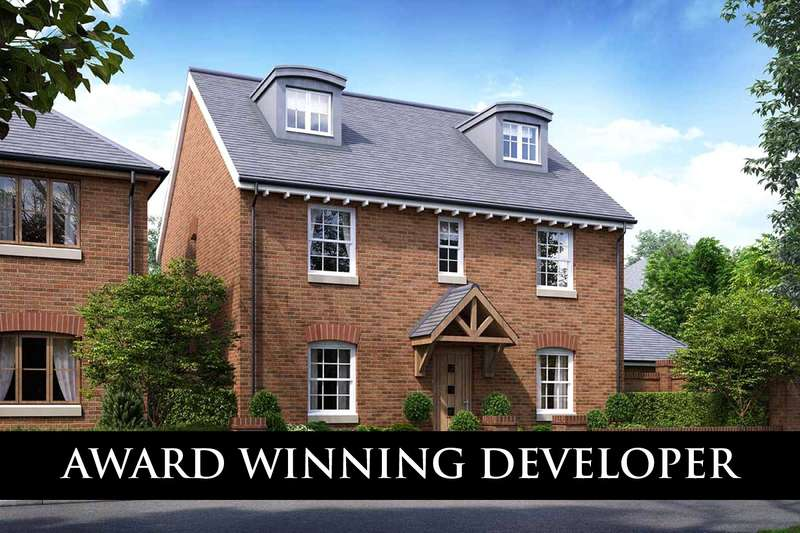5 Bedrooms Detached House for sale in Thornford Road, Yetminster, Sherborne, DT9