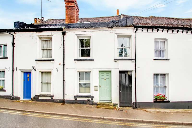 3 Bedrooms Terraced House for sale in Church Road, Sundridge