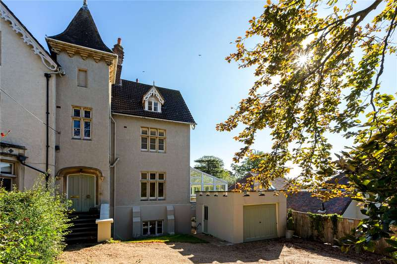 4 Bedrooms Semi Detached House for sale in Reigate Hill, Reigate, Surrey, RH2