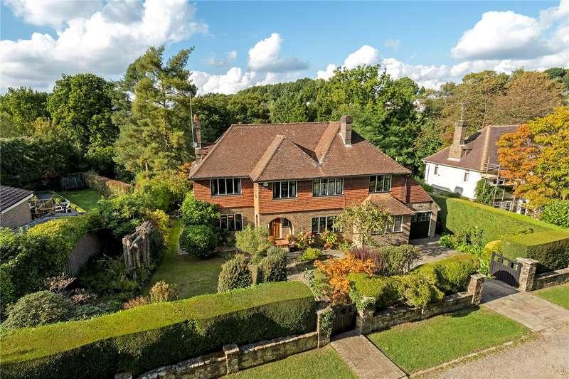 5 Bedrooms Detached House for sale in Lake Road, Tunbridge Wells, Kent, TN4