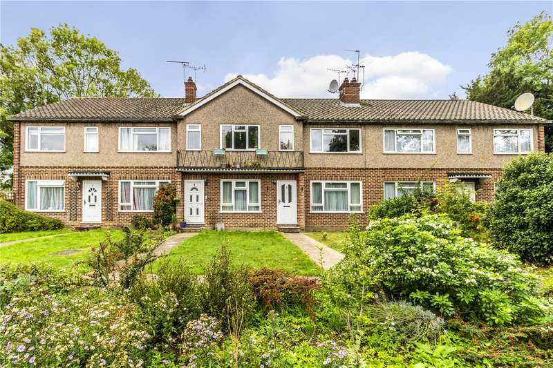 2 Bedrooms Maisonette Flat for sale in Pangbourne Court, High Road, Whetstone, N20