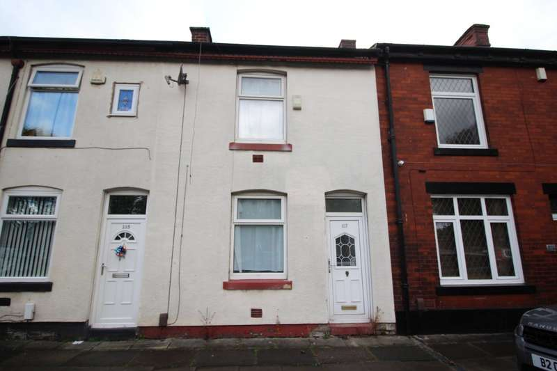 2 Bedrooms Property for sale in Alma Street, Radcliffe, M26