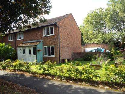 2 Bedrooms Terraced House for sale in Eastleigh, Hampshire