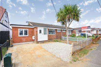 2 Bedrooms Bungalow for sale in Canvey Island, Essex, England